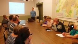Kuressaare korteriühistute ümarlaud, 26.01.17 - Kõneleb Kuressaare Linnamajanduse juht Mikk Tuisk.