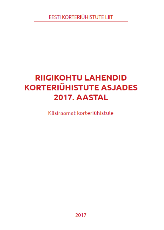 Rk lahendid 2017 esikas
